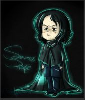 Snape Chibi by Angel-soma