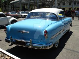 1953 Chevrolet Bel Air 3 by Roddy1990