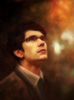 Ben Whishaw - Q by Intryck