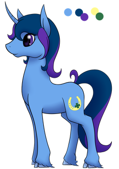 Fortune (redesign) by Hearts-and-Hooves