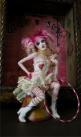 Bohemian Circus 1 by wingdthing