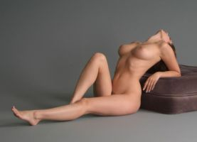 Art Nudes - C 5 by mjranum-stock