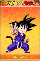 Dragon Ball - Kid Goku EPS OV by DBCProject