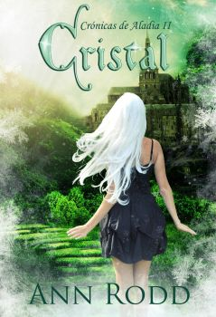 Cristal bookcover by Annssyn