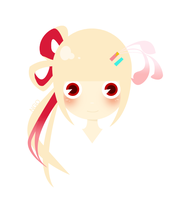 Animated Chibi HS 'Pomme' by laitdepomme