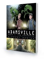 Adamsville Bk 1 - Cover by mregina