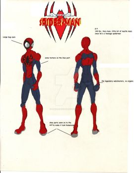 The Ultiverse Spider-Man Profile by FakeRobin99