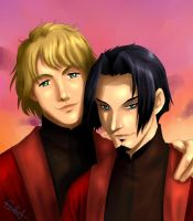 Old Days on Gallifrey by MistressAinley