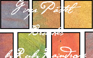 Image Pack for Pastel Brushes by rubyraindrops