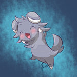 Happy Espurr! by Furreon