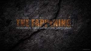 The Fappening - Orange by manbearpagan