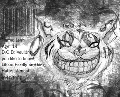 The Cheshire Cat ID by bad-ass