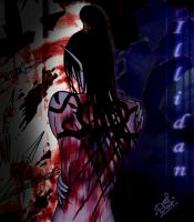 Illidan_Caged_In_Darkness by Takhy-DH