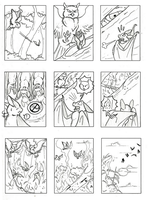 Silverwing comic adaptation p.3 by x-Mlice