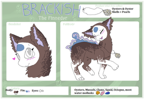 Finnedyr - Brackish Reference (RP available) by GwentheCatify