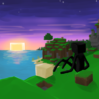 Endersunrise by zynwolf