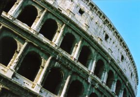 Colosseum by unknowndevotion