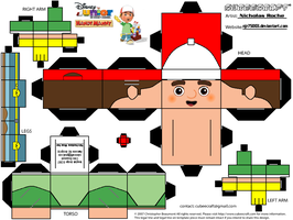Cubee HANDY MANNY+Tools Page 1 by njr75003