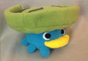 Lotad Plush by Plush-Lore