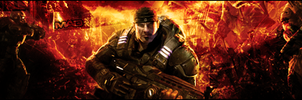 Gears of War Sig by MadDesign