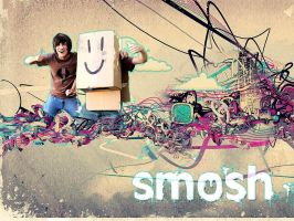 Smosh Boxman Wall by ladyfantzn