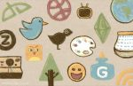 Sketchy Icons by rosanakooymans