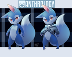 the anthrology mascot contest-1 by phation