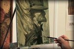 Jon Foster: Oil Painting, Parts III and IV by theartdepartment
