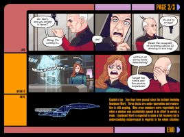 Star Trek, Part Three by Louistrations
