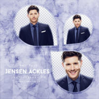 JENSEN ACKLES  PNG Pack #1 by LoveEm08