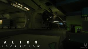 Alien Isolation 003 by PeriodsofLife