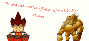 A Fire to be Kindled by scriptureofthescribe