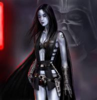 Escape of the Sith digi by dashinvaine