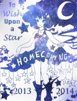homecoming poster by amyY3