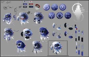Chilly Unit Concepting by CityState