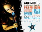 Synesthetic - Premiere Show by KamiNoShi