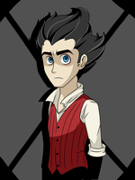 Don't Starve - Wilson by xJust-Curiousx