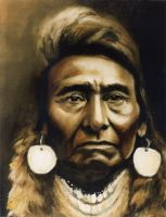 Chief Joseph by Vampirosa