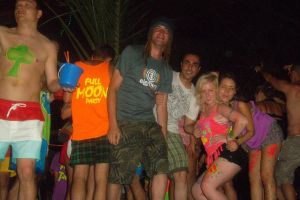 full moon party 2012,1 by E30X