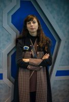 Ranger from Babylon 5 by Orixenus