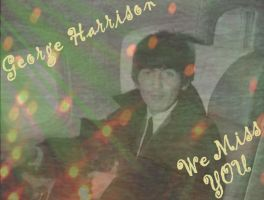 George Harrison Tribute4 by WilburRobinsonsGirl