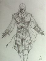 Ezio Auditore by COBilly