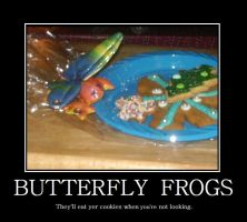 Butterfly Frogs by Pokemon-Chick-1
