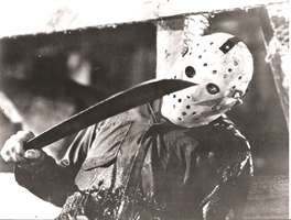 Jason Voorhees by rejected