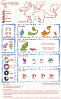 Gatorfluff Species Sheet [G Pio-Scully] by apriclty