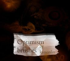 Optimism Brushes by kanonliv