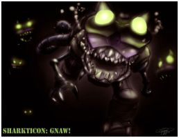 Sharkticon GNAW Fanart by Noben