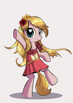 The Countess of Switzerland Vector Recovery by MidwestBrony