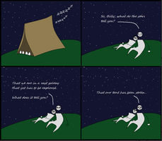 TO: The Tent. by Shaedry