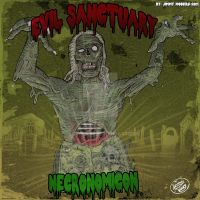 Cd-Cover-Evil Sanctuary by Asgrimson